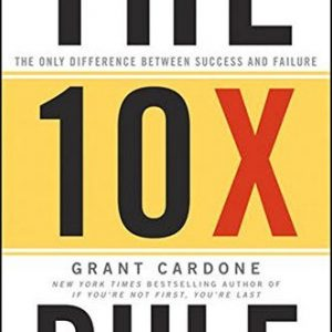 the 10x rule audiobook mp3 front