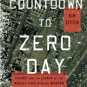 count down to zero day audiobook cover