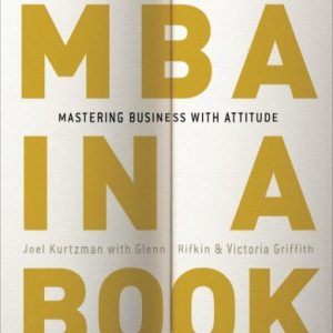 MBA In A Book: Mastering Business with Attitude - Audiobook