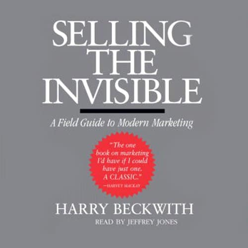 selling the invisible audiobook cover
