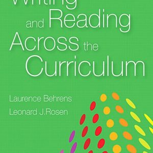 Writing-and-Reading-Across-the-Curriculum-13e pdf
