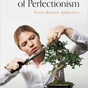 The psychology of perfectionism pdf