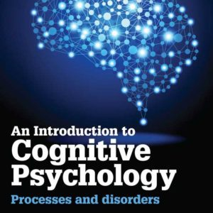 an introduction to cognitive psychology pdf