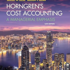 Horngrens-Cost-Accounting-A-Managerial-Emphasis-16e pdf