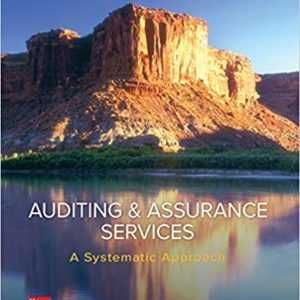 auditing and assurance services 10e