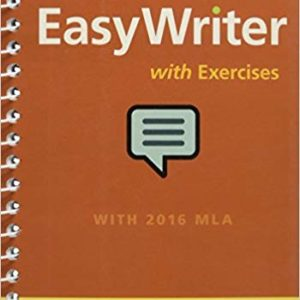 easywriter with excercises 6e