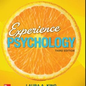 laura king experience psychology 3rd ed pdf