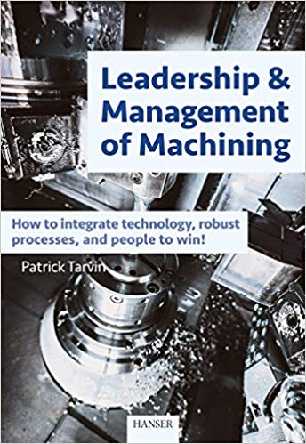 leadership and management of machining 1