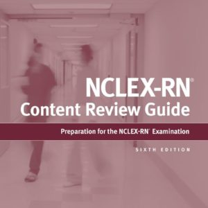 nclex-rn content review guide 6th pdf
