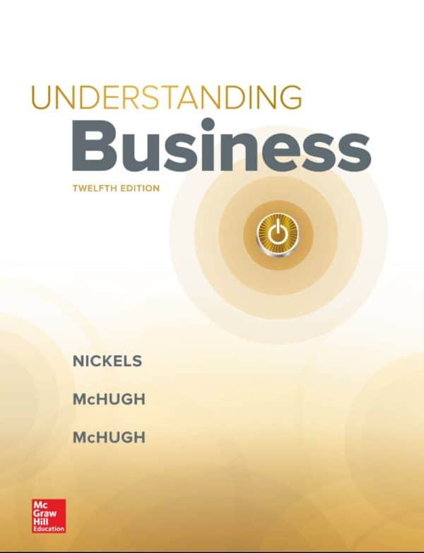 understanding business 12th edition