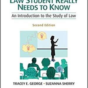 what-every-law-student-really-needs-to-know pdf