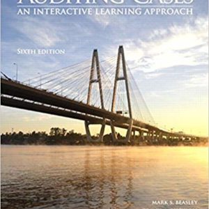 Auditing Cases An Interactive Learning Approach 6th Edition