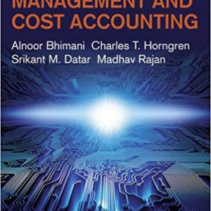Management & Cost Accounting (6th Edition) - eBook