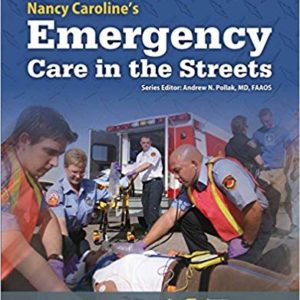 Nancy Caroline's Emergency Care in the Streets (8th Edition) - eBooks
