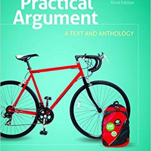 Practical Argument: A Text and Anthology (Third Edition) - eBook