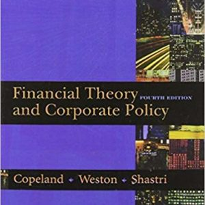 financial theory and corporate policy 4e
