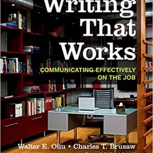 Writing That Works: Communicating Effectively on the Job (Twelfth Edition) - eBook