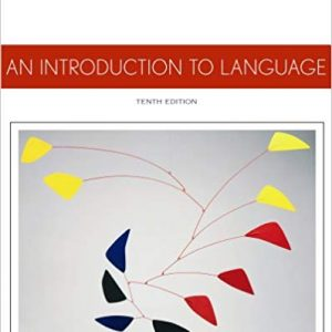 An Introduction to Language (10th Edition) - eBook