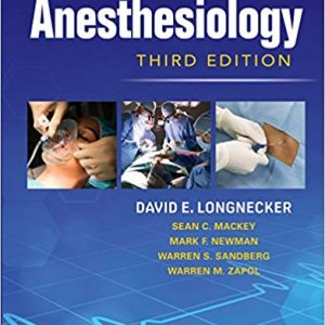 Anesthesiology (3rd Edition) - eBook