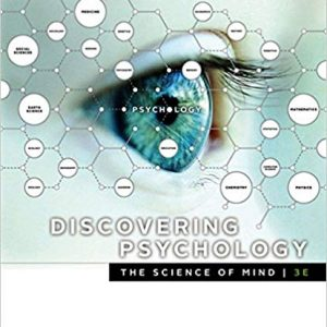 Discovering Psychology: The Science of Mind (3rd Edition) - eBook