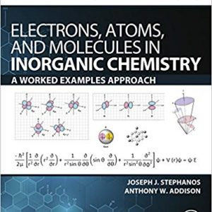 Electrons, Atoms, and Molecules in Inorganic Chemistry - eBook