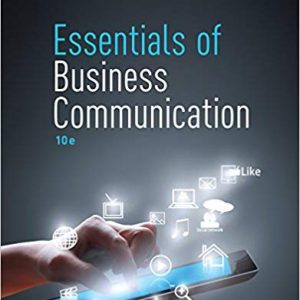 Essentials of Business Communication (10th Edition) - eBook