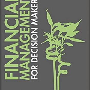 Financial Management for Decision Makers (8th edition) - eBook