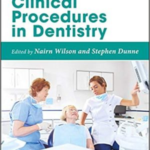 Manual of Clinical Procedures in Dentistry - eBook
