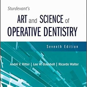 Sturdevant's Art and Science of Operative Dentistry (7th Edition) - eBook
