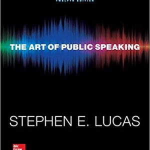 The Art of Public Speaking (12th Edition) - eBook
