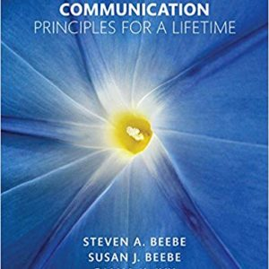 Communication: Principles for a Lifetime (6th Edition) - eBook