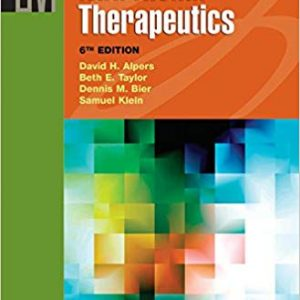Manual of Nutritional Therapeutics (6th Edition) - eBook