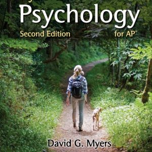 Myers Psychology for AP (2nd Edition) - eBook