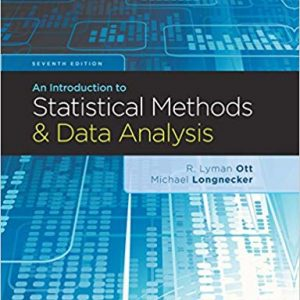 An Introduction to Statistical Methods and Data Analysis (7th Edition) - eBook