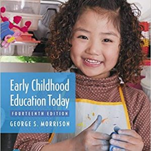 Early Childhood Education Today (14th Edition) - eBook