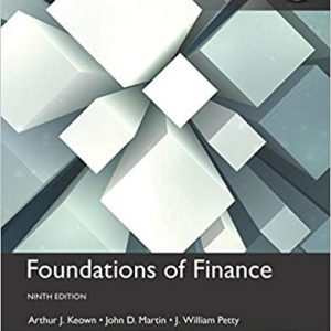 Foundations of Finance (9th Edition) - eBook