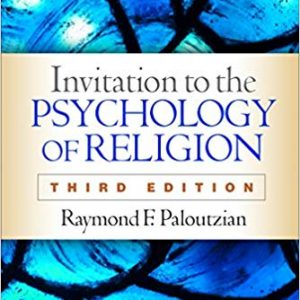 Invitation to the Psychology of Religion (3rd Edition) - eBook