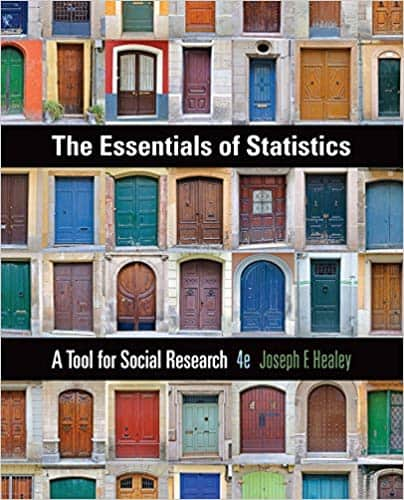 The Essentials of Statistics: A Tool for Social Research (4th Edition) - eBook