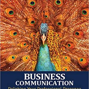 Business Communication: Polishing Your Professional Presence (3rd Edition) - eBook