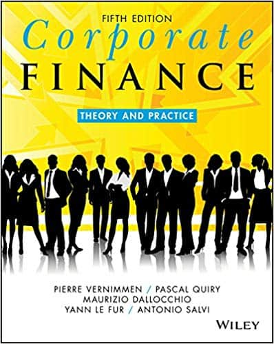 Corporate Finance: Theory and Practice (5th Edition) - eBook
