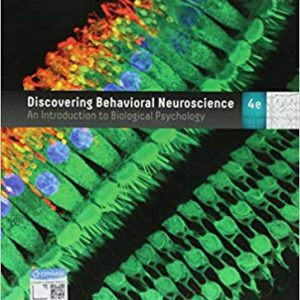 Discovering Behavioral Neuroscience: An Introduction to Biological Psychology (4th Edition) - eBook
