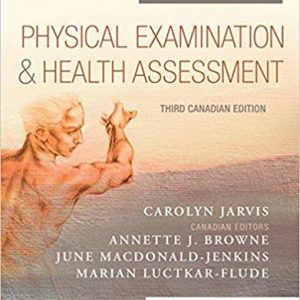 Physical Examination and Health Assessment - Canadian, (3rd Edition) - eBook