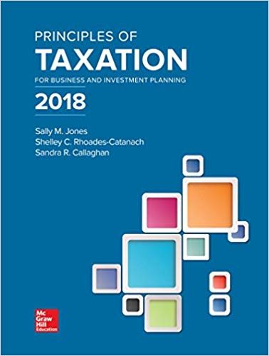 Principles of Taxation for Business and Investment Planning (21st Edition) - eBook