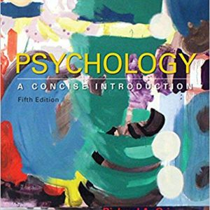 Psychology: A Concise Introduction (5th Edition) - eBook