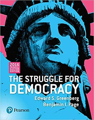 Struggle for Democracy, The, 2016 Presidential Election Edition (12th Edition) - eBook