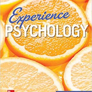 Experience Psychology (4th Edition) - eBook