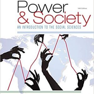 Power and Society: An Introduction to the Social Sciences (14th Edition) - eBook
