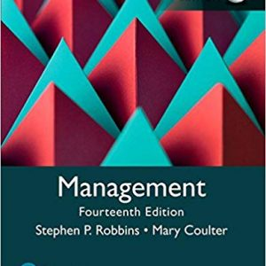 Management 14th edition global pdf - robbins coulter