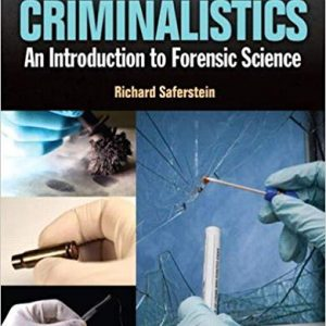 Criminalistics: An Introduction to Forensic Science (11th Edition) - eBook