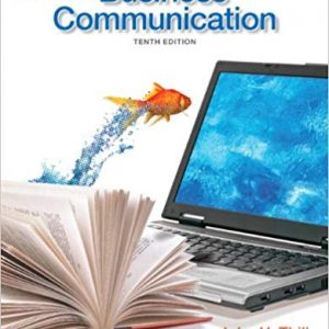 Excellence in Business Communication 10th edition pdf